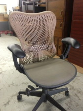 Herman Miller Mirra task seating