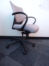 Keilhauer Neutral Tom Chairs