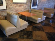 Restaurant Style Booths
